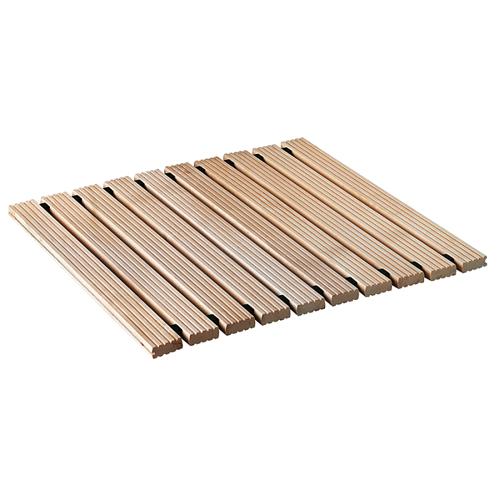 KLW Holzlaufrost mit abgeschrägten Kanten 10/HLA-SK-0700-1000