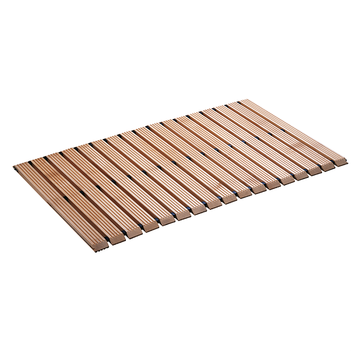 KLW Holzlaufrost mit abgeschrägten Kanten ca. 45° 10/HLA-SK-0800-1000