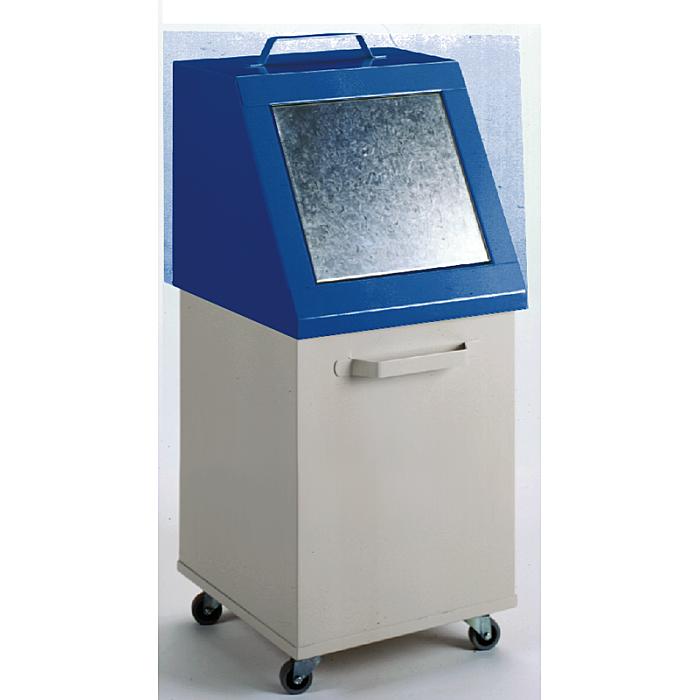 KLW Wertstoffbehälter - 955 x 420 x 420 mm H x B x T 16/WB080-F