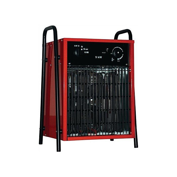 NORDWEST Elektroheizer IFH03-90 L320xB380xH515 mm Gewicht 9,4 kg Heizleistung 4,5/9,0kW