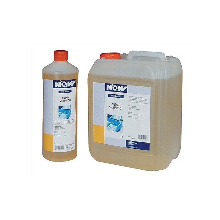NORDWEST Autoshampoo 1l Flasche Dosierung 1:20 NOW