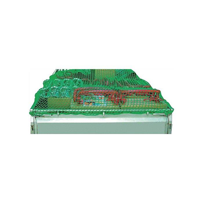 NORDWEST Containernetz Größe 3,5x5,0m Stärke 3,0mm grün