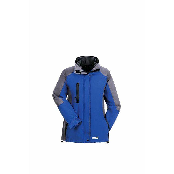 PLANAM Outdoor Shape Damen Jacke blau/grau XXL 3635060