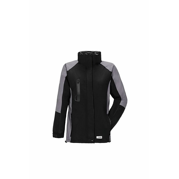PLANAM Outdoor Shape Damen Jacke schwarz/grau S 3636044