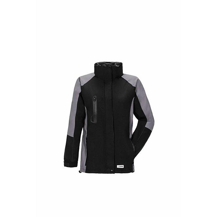 PLANAM Outdoor Shape Damen Jacke schwarz/grau XL 3636056