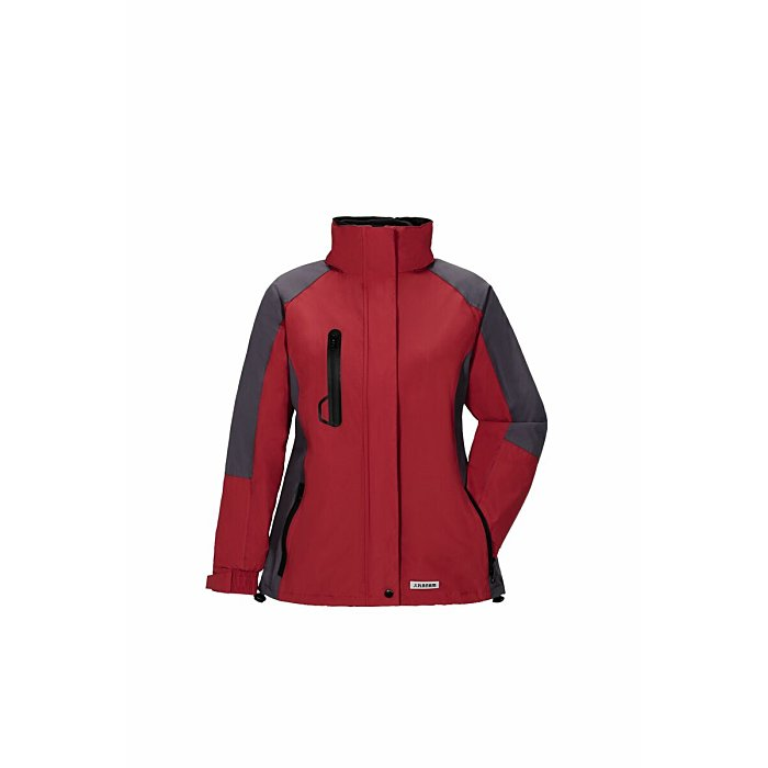 PLANAM Outdoor Shape Damen Jacke rot/grau L 3637052