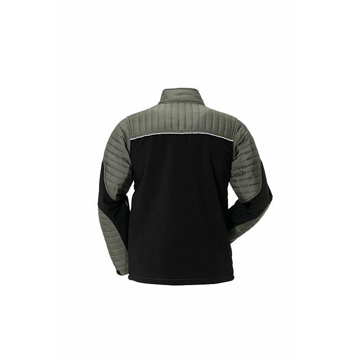 PLANAM Air Jacke grün/schwarz M 3670048