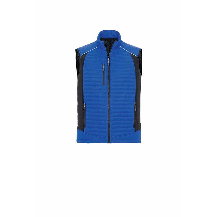PLANAM Air Weste blau/schwarz XL 3677056
