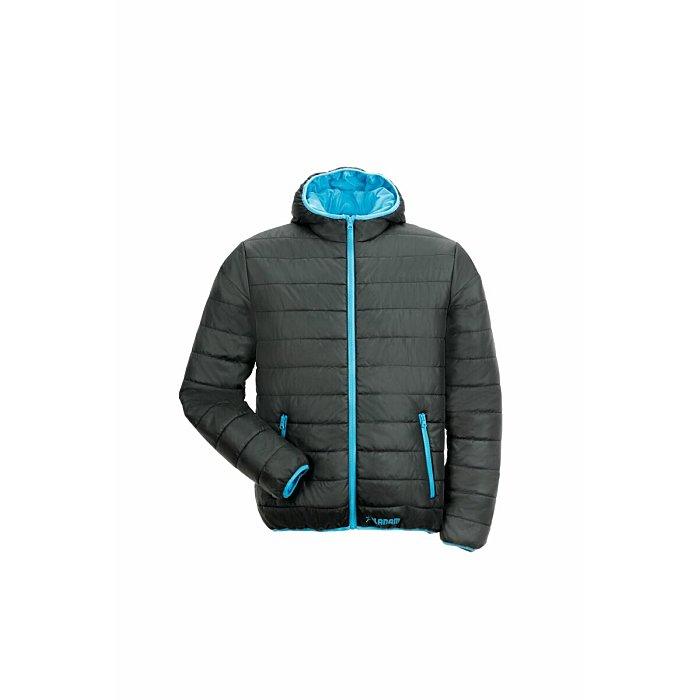 PLANAM Lizard Jacke schwarz/blau L 3696052