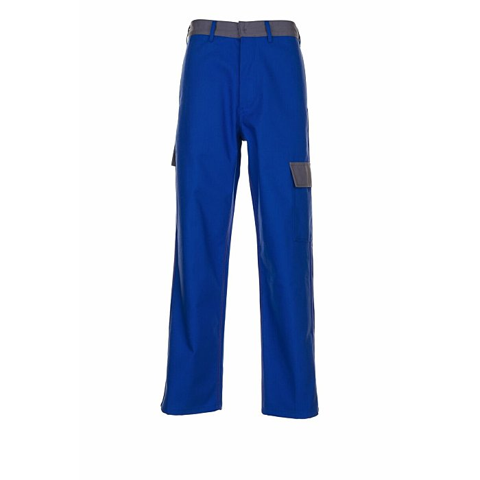 PLANAM Major Protect Bundhose kornblau/grau 102 5220102