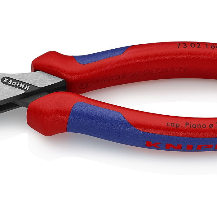 Knipex X-Cut black atramentized 160mm 73 02 160
