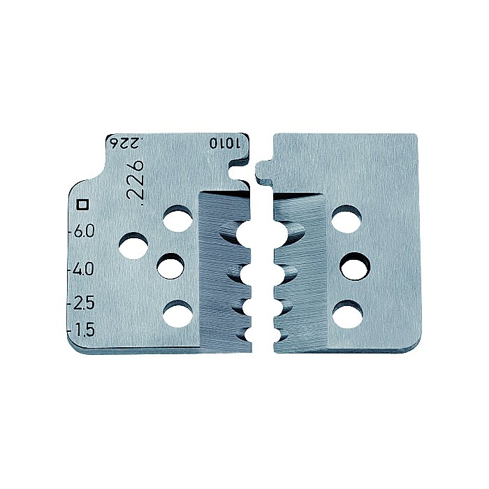 Knipex 1 set of spare blades for 12 12 11 12 19 11