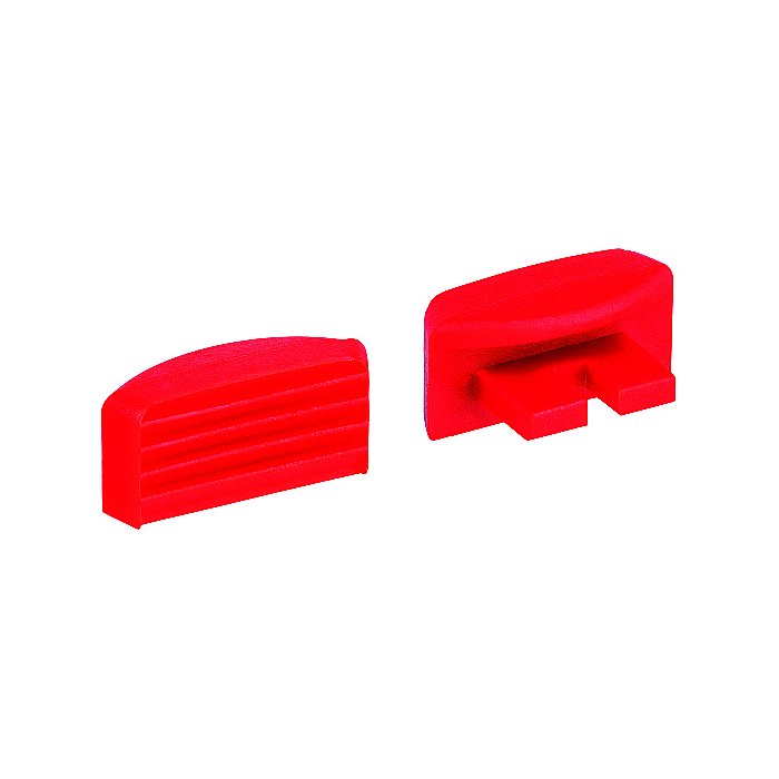 Knipex 1 pair of spare clamping jaws for 12 40 200 12 49 02