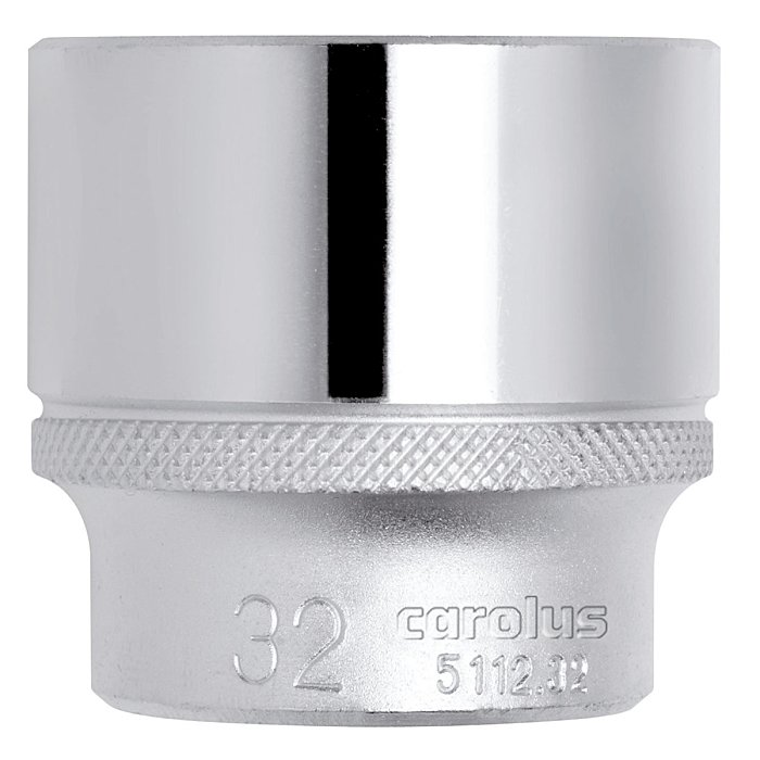 Socket 1/2, bi-hex, 26 mm 1850644