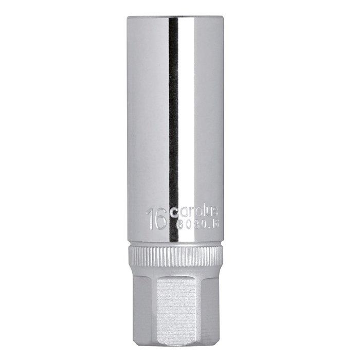 Spark plug socket with magnet 3/8 16 mm 1517449