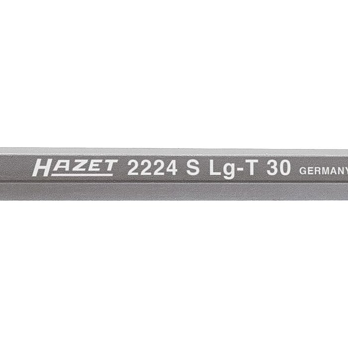 Hazet Bit Hexagon Solid 8 5 16 Inches Inside Torx Profile T30 Mm 2224slg T30 Toolteam 2224slg T30 4000896015245 4000896015245