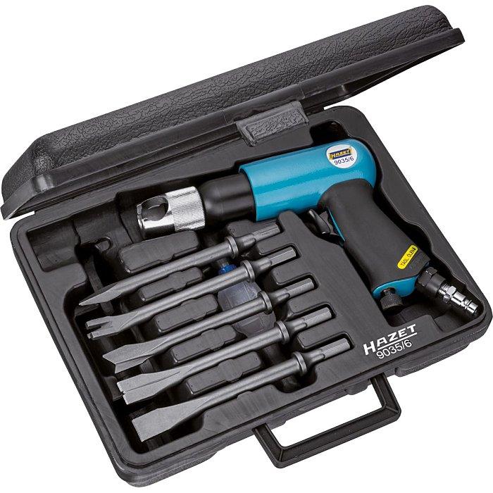 HAZET Chisel hammer set - Number of tools: 6 9035/6