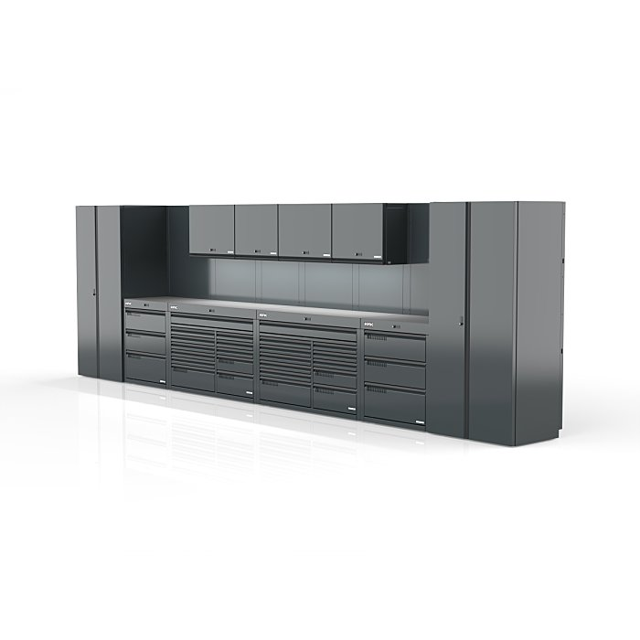 Sonic MSS+ composite worktop full height setup unit 5880009