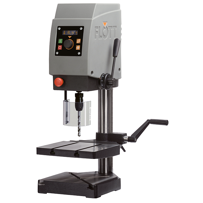 Flott TB 13 Plus Bench drill with adjustable drilling table 212500