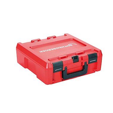 Rothenberger ROCASE 4414 Rot mit Einlage für Pressbacken 1000001807