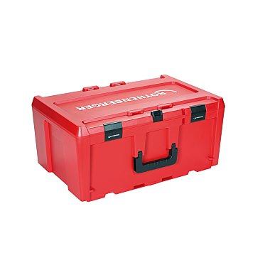 Rothenberger ROCASE 6427 Rot mit Clip für Bedienungsanleitung 1300003337