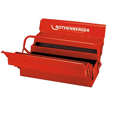 Rothenberger Montage Werkzeugkasten 5-teilig 402312