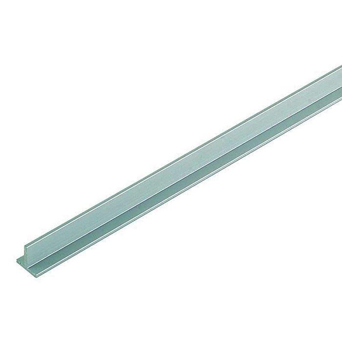 Woelm HELM GT-L T-Blende Edelstahl Effekt, Maßlänge pro Meter 0057161