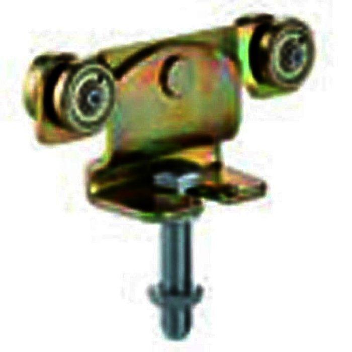 Woelm HELM 391 Rollapparat M12 x 60, ESR, Kunststoffpendelgelenk 039130