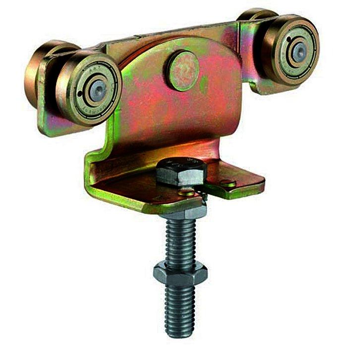 Woelm HELM 591 Rollapparat M20 x 80, komplett Edelstahl-Rostfrei 059130
