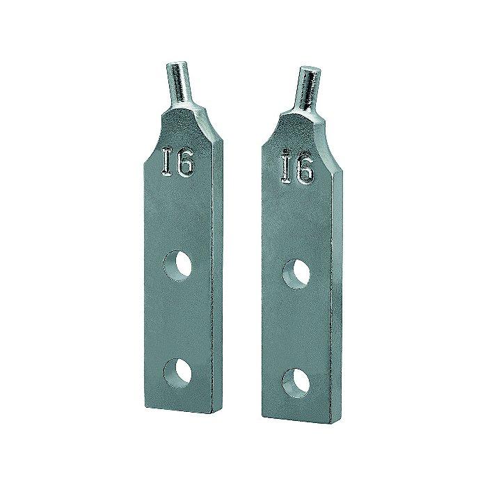 Knipex 1 paire de pointes de rechange pour 44 10 J6 44 19 J6