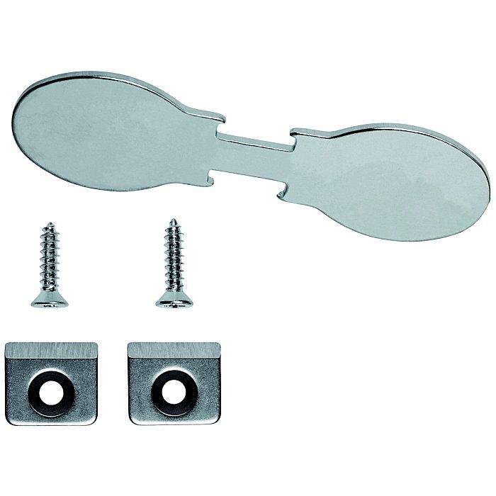 Knipex 1 paire de lames de rechange pour 12 40 200 12 49 01