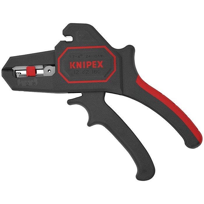 Knipex Pince à dénuder automatique 180mm 12 62 180