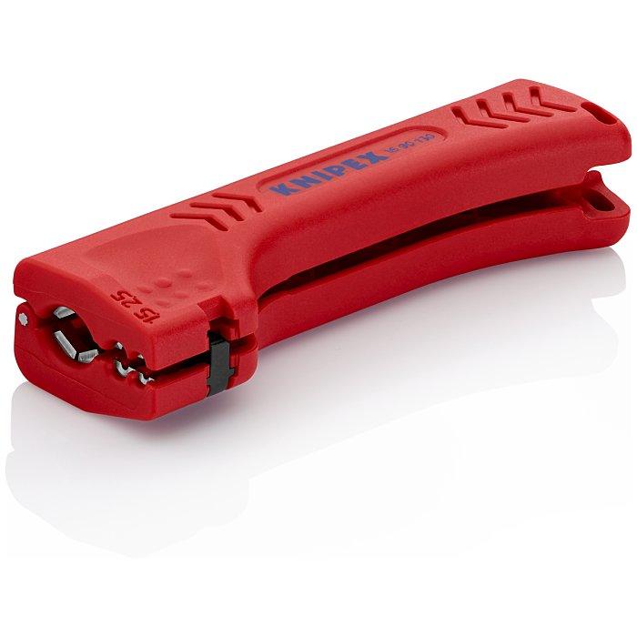 Knipex Outil à dégainer universel pour câbles pour bâtiments et pour l'industrie 130mm 16 90 130 SB