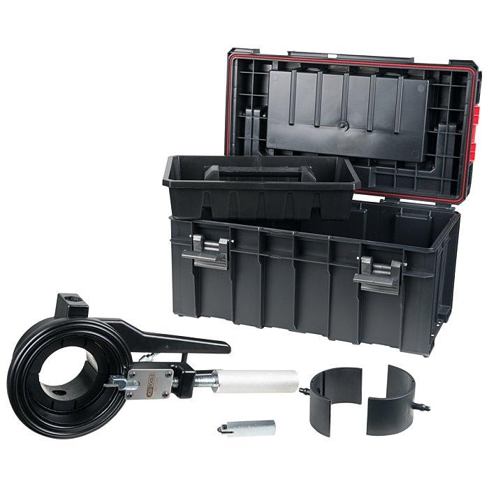 KS Tools Abstech+Anfasgerät-Satz, 6-tlg.50-75mm 222.5110