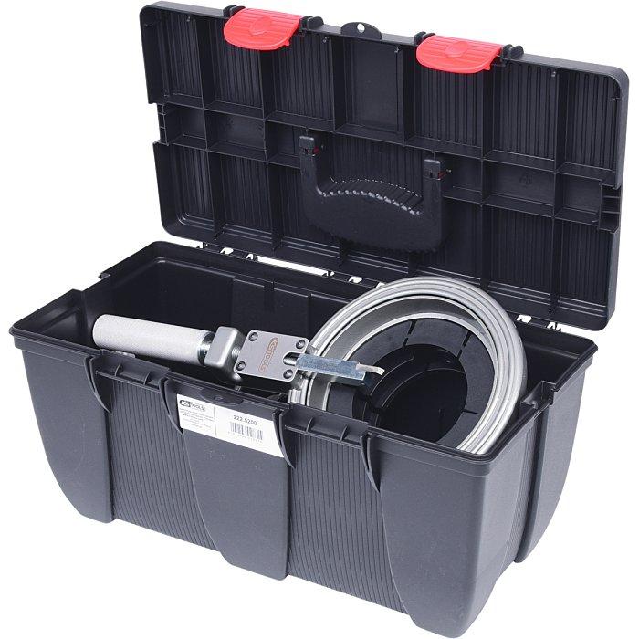 KS Tools Abstech+Anfasgerät-Satz CK160, 7-tlg. 110-125mm 222.5200