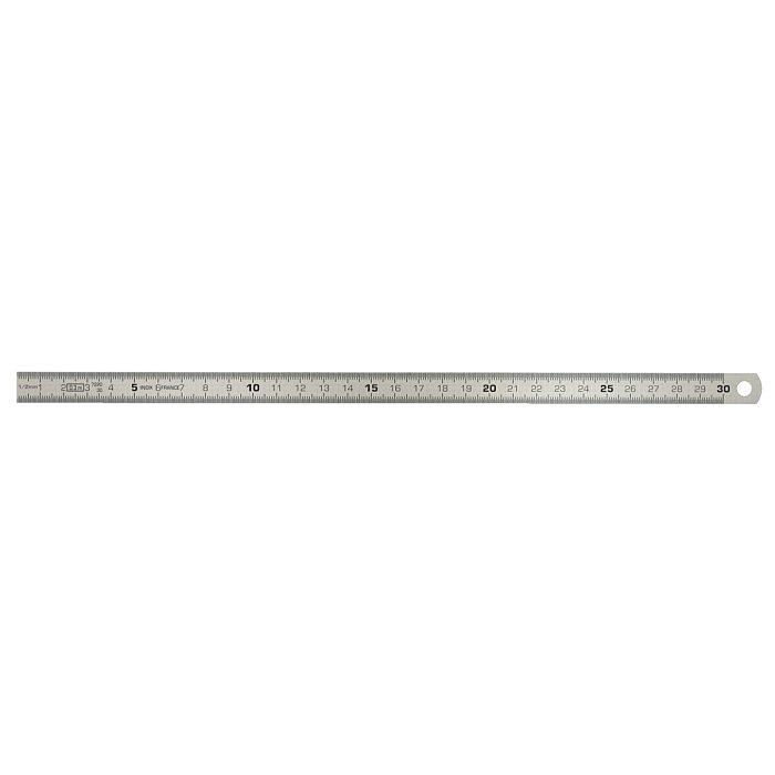 KS Tools Flexibler Stahlmaßstab, 200mm 300.0102