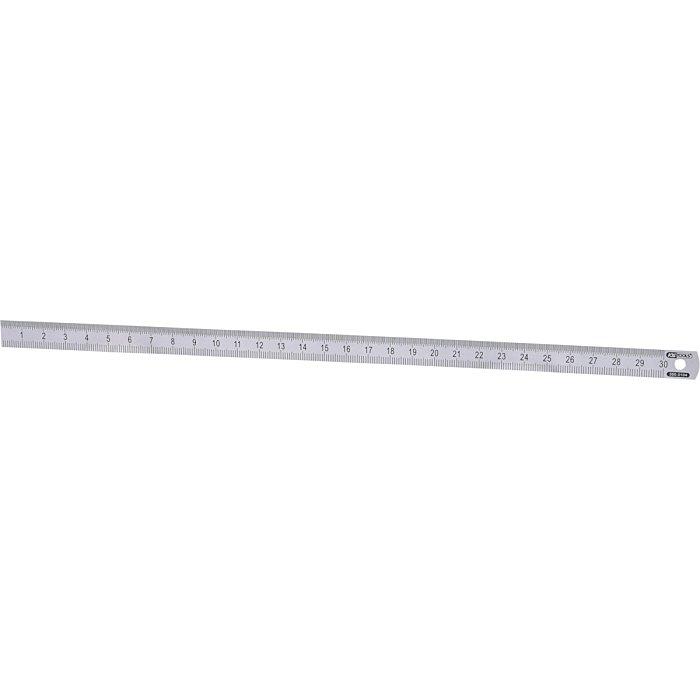 KS Tools Flexibler Stahlmaßstab, 300mm 300.0104