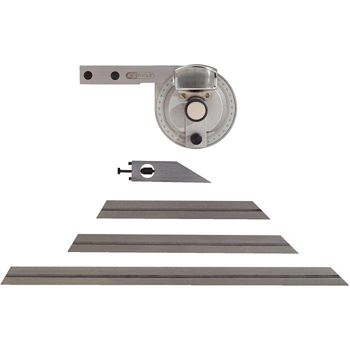 KS Tools Universal-Winkelmesser, 300mm 300.0207