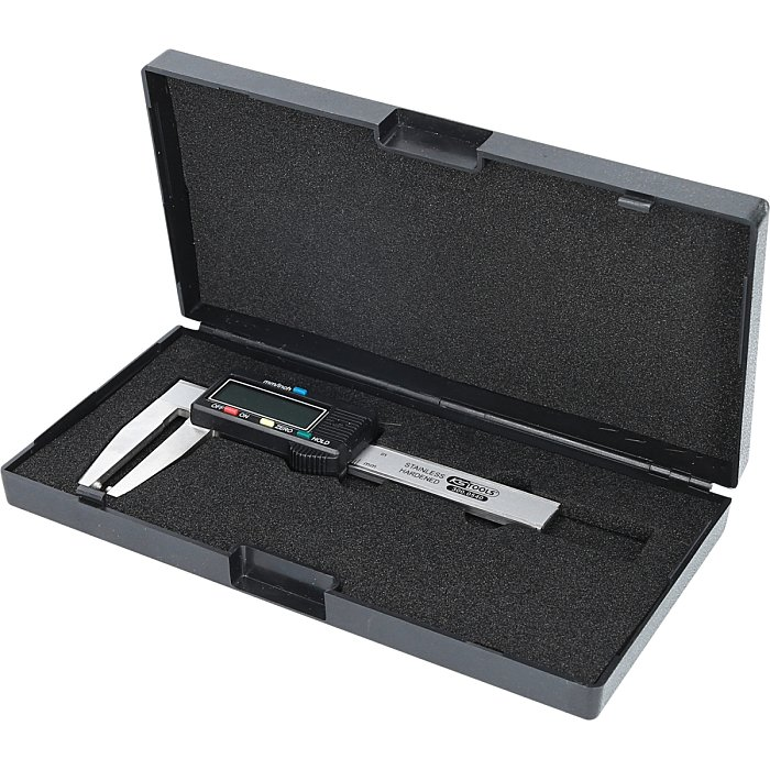 KS Tools Digital-BremsscheibenMessschieber 0-60mm, L=160mm 300.0540