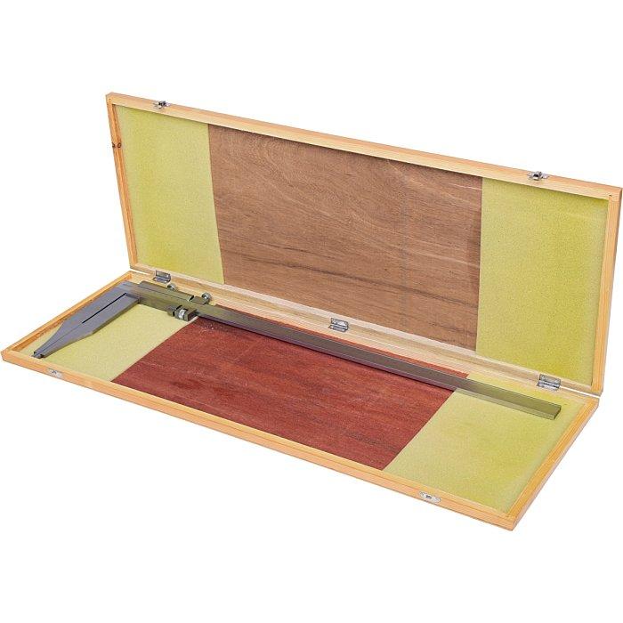 KS Tools Werkstatt-Messschieber o.Spitzen, 0-500mm, h.200mm 300.0546