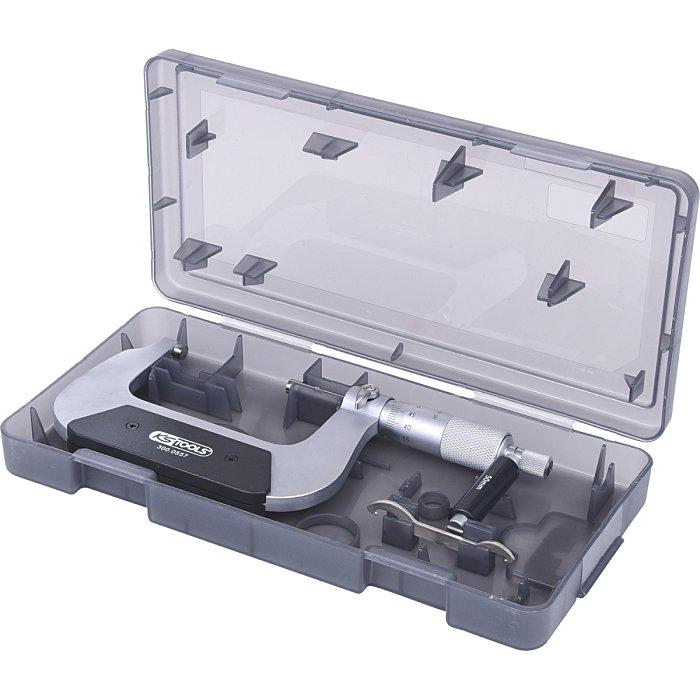 KS Tools Bügelmessschraube, 50-75mm 300.0557
