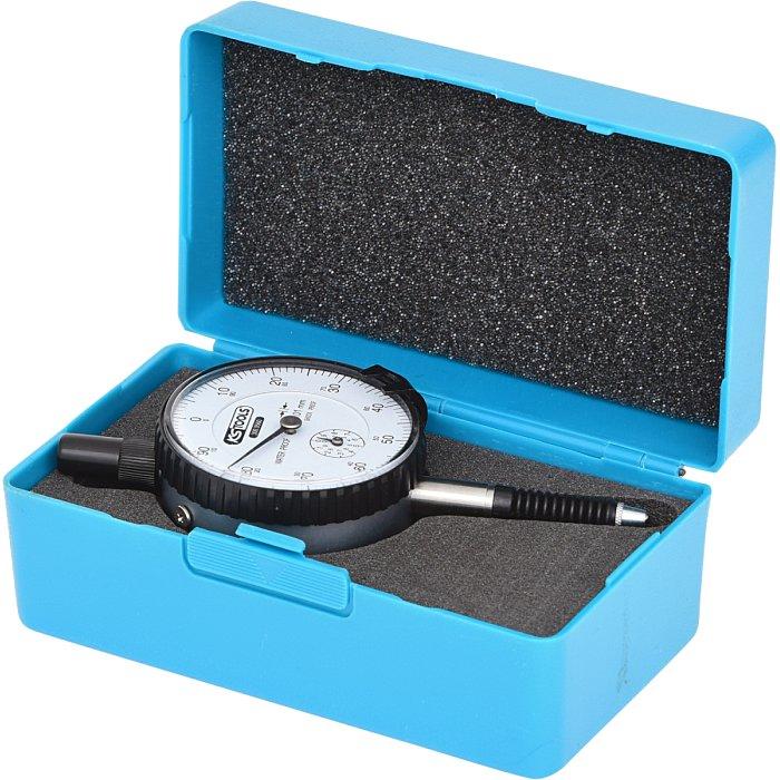 KS Tools Präzisions-Messuhr 0-10mm 300.0560