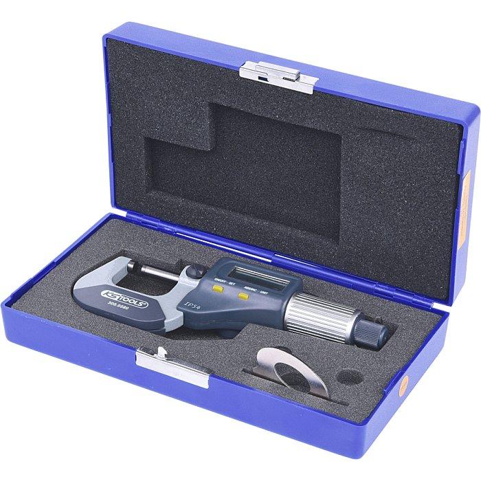 KS Tools Bügelmessschraube Digital, 0-25mm 300.0580