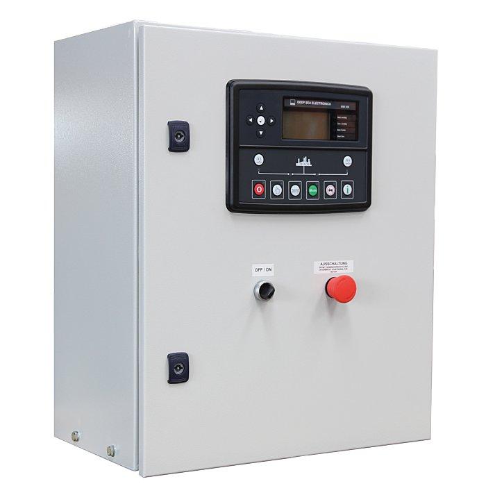 ELMAG ATS Panel DSE 335 bis 40 kVA = 60A, Autom. Netzausfallerkennung 53629
