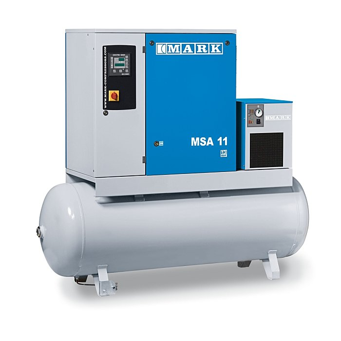 ELMAG MARK-Schraubenkompressor MSA 11587