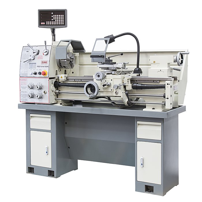ELMAG Universal-Drehmaschine 88150