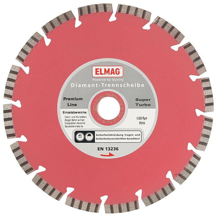 ELMAG Diamantscheibe 230 mm 61554
