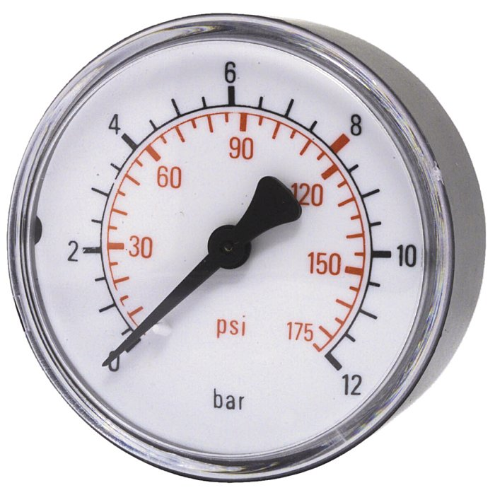 ELMAG Druckmanometer 0-10 bar 42223