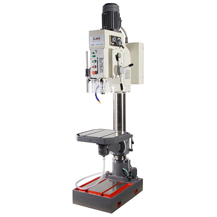 ELMAG Getriebe-Säulenbohrmaschine 82010