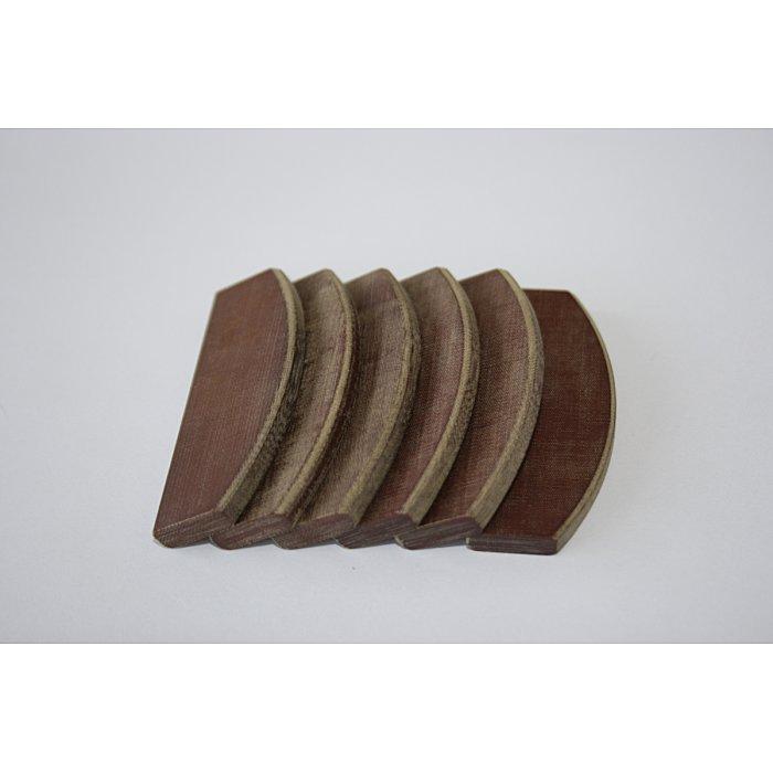 ELMAG Rotorbläter 6 Stück (Nr. 8) für EPS 126 9403672